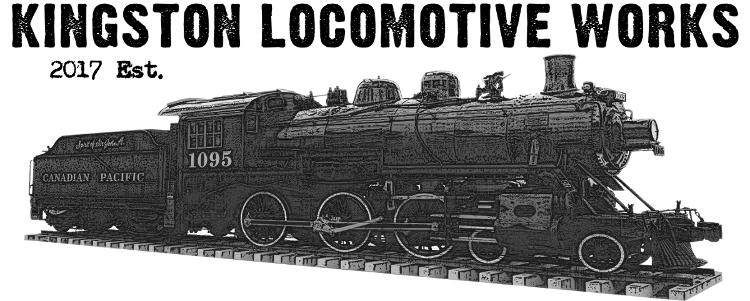 Kingston Locomotive Works - Kingston, Ontario Model Train Retailer